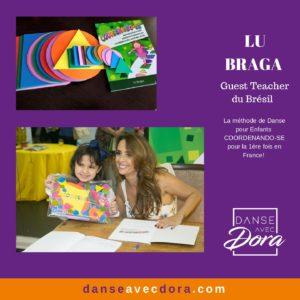 LU BRAGA : GUEST TEACHER!